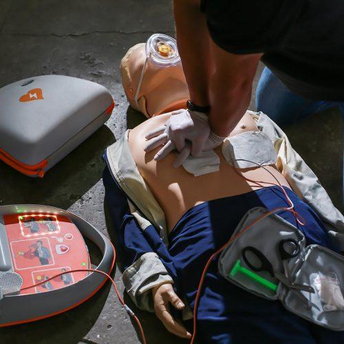 CPR-&-Defibrillation